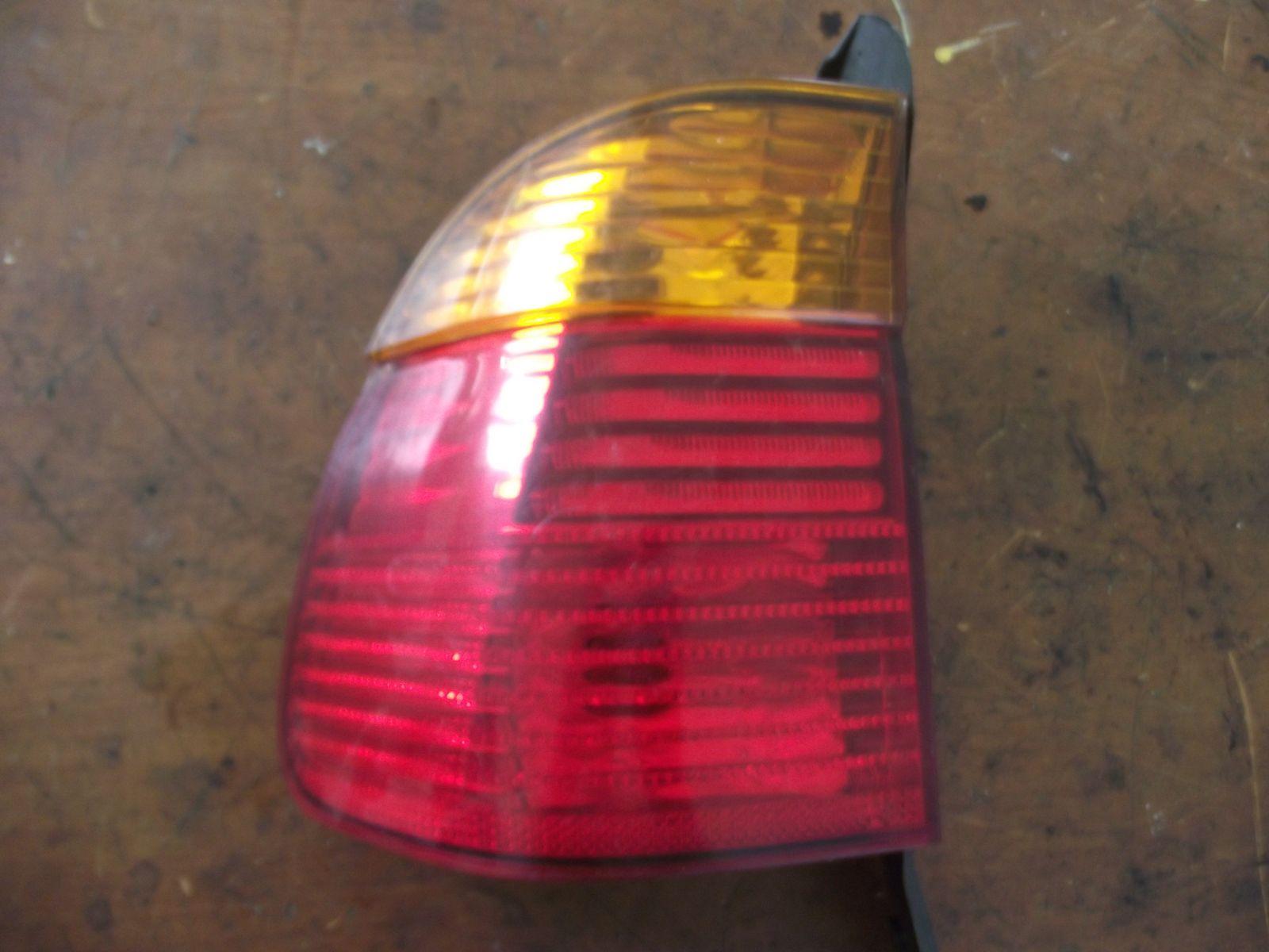 Bmw E39 Kombi Bal Hatso Lampa Gera Hasznalt Autoalkatresz Kereskedes